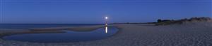 Shell Bay Moon Reflections